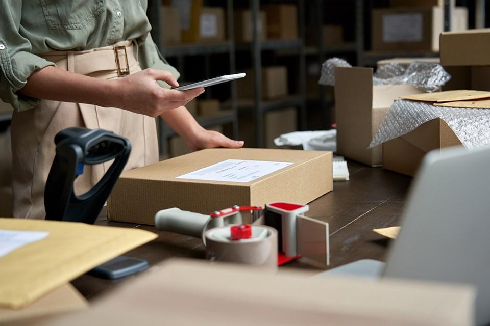 Optimisation des flux postaux